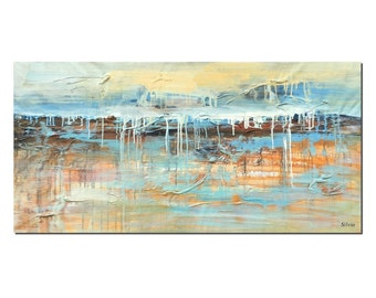 Abstract Painting, Canvas Art, Abstract Art, Wall Art, Original Painting, Lots of Texture, Oil Painting, Large Art, Extra Large Painting