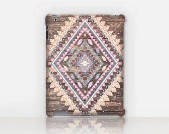 Tribal Pattern iPad Case For - iPad 2, iPad 3, iPad 4 - iPad Mini - iPad Air - Mandala