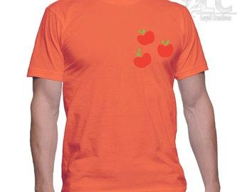 My Little Pony-AppleJack Cutie Mark Shirt