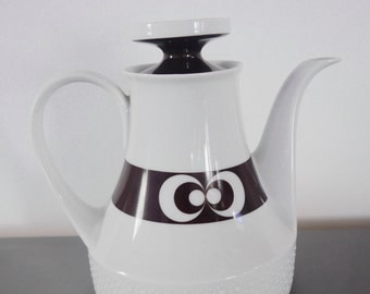 Retro teapot from the 70's