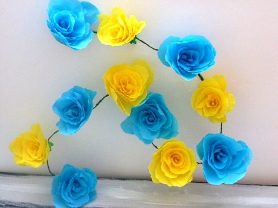 mariage arche guirlande guirlande de fleurs de par inspirelladesign. Black Bedroom Furniture Sets. Home Design Ideas
