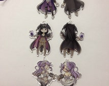 Fire Emblem and Misc Charms