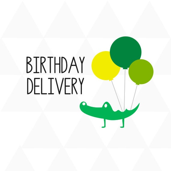 Birthday cards and balloons delivered uk gift delivery happy birthday card birthday delivery alligator balloons bookmarktalkfo Image collections
