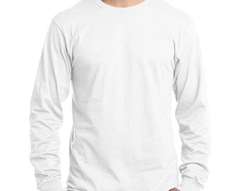 Mens Long Sleeve Upgrade (S-6XL)
