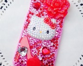iPhone6/6s Bling Kitty case