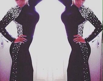 Crystal dress