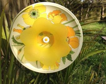 Mellow Yellow Garden Flower