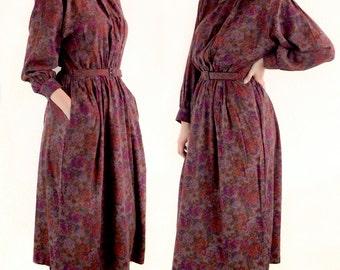 Vintage dress - circa 1980