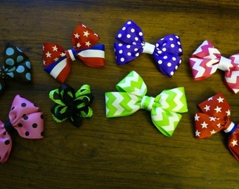 Custom Hair Bows!