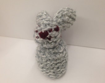 Adorable Knitted Bunny (Small Size)