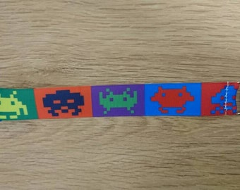 Space Invaders dummy clip