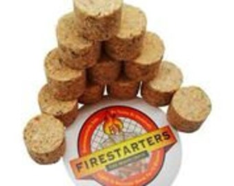 All Natural FireStarters - 12pk - Fire Starters