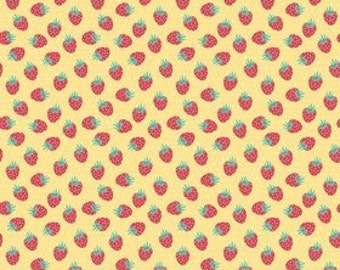Shabby Strawbery C6044 Yellow