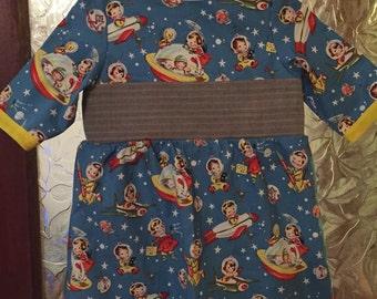 Rocket Rascals dress
