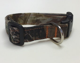 Adjustable Camoflage Dog Collar