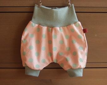 organic cotton summer pants