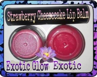 Exotic or Exotic Glow Lip Balm