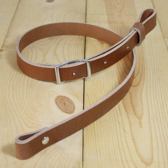 handmade leather rifle slings handmade buffalo leather rifle sling w ss conway buckle adj 5904