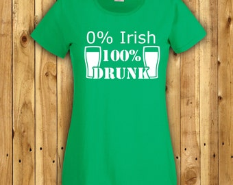 St Patricks Day Top, Saint Patrick's Day Tee, Irish And Drunk, Drink Guiness T-Shirt, St Paddy's Day Shirt, Womens Drinking Tshirt, Gift