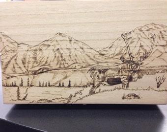 Caribou Gift Box