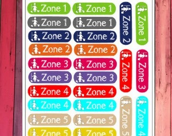 Zone Labels [080]