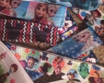 Disney Hair Ties Grab Bag