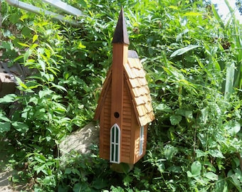 Briarwood Manor Birdhouse