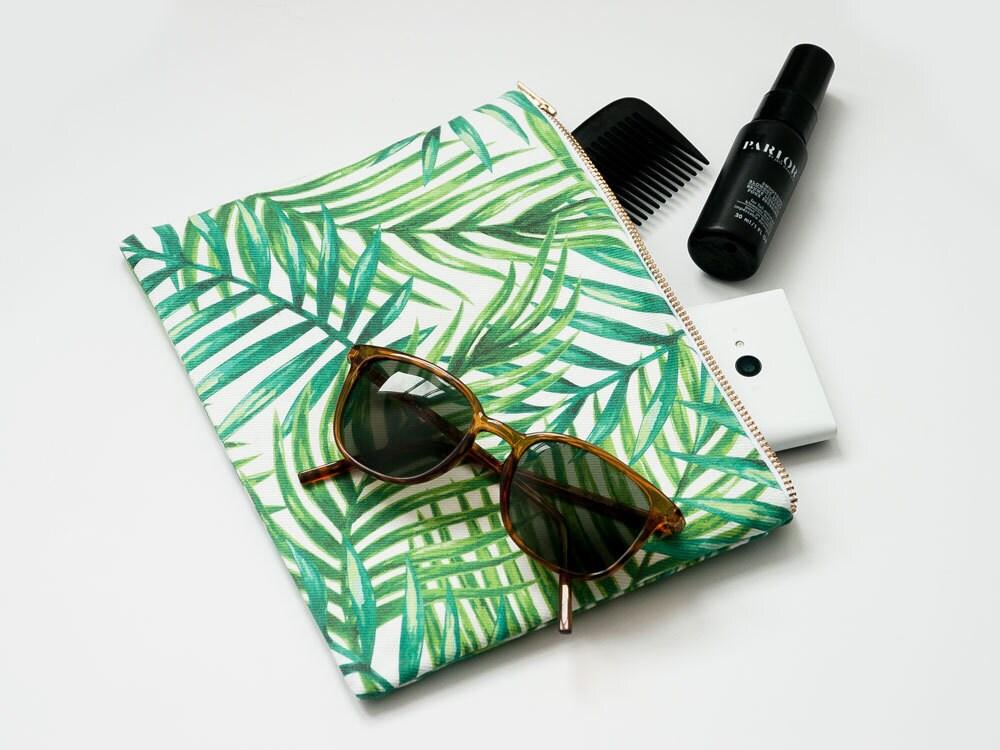 pochette etsy tropicale