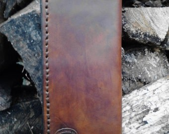 Long Leather Roper Wallet