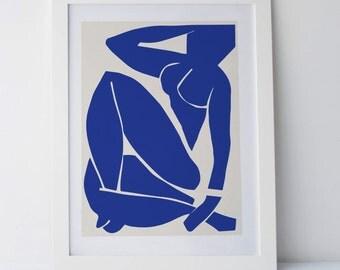 Matisse Giant Poster Printable  - modern Art
