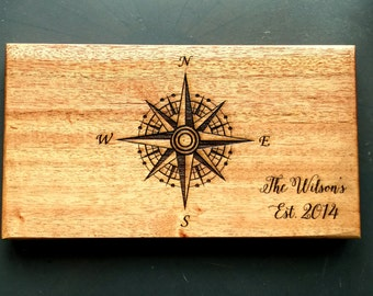 Cutting Board, Engraved Cutting Board, Personalized Cutting Board, Wedding Gift, Anniversary Gift