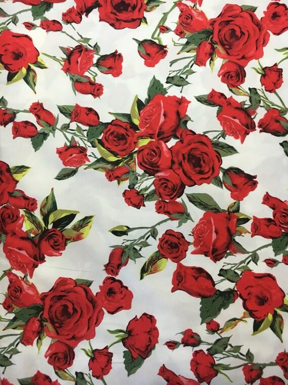 Modern Dressmaking Fabric