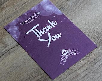 Enchanted Fairytale Thank You Card