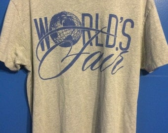 Worlds fair shirt size large