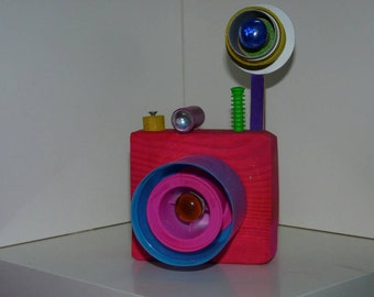 Lomo camera for children.