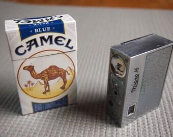 Vintage (1940-50) Micro 16 Spy camera