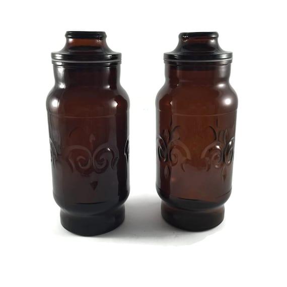 Kitchen Decor Jars: Kitchen Decor Kitchen Canisters Glass Storage Containers