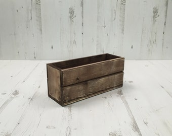 Small Centrepiece Wedding Crate
