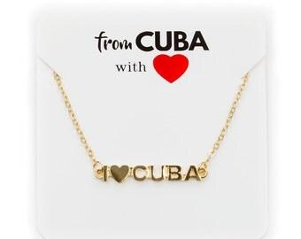 VIVA CUBA NECKLACE