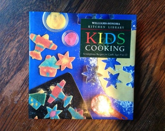 KIDS COOKING Ages 9-13.  Scrumptious Recipes