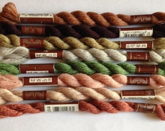 Pure Virgin Wool Antinite  Set of 8