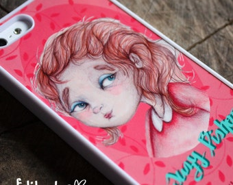 iPhone Case Suzy Bishop from Moonrise Kingdom