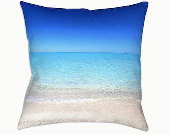 Bora Bora Beach Pillow