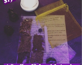 Spell to help Anxiety Kit