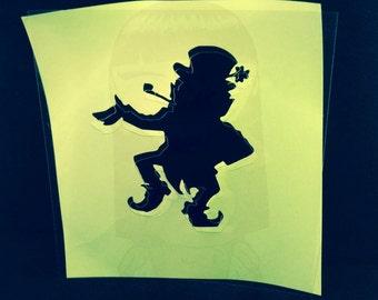 St. Patrick's Day Stencil