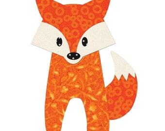 Sizzix Bigz Die - Fox #660067