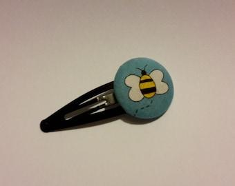 Cute Bumble Bee Hair Clip
