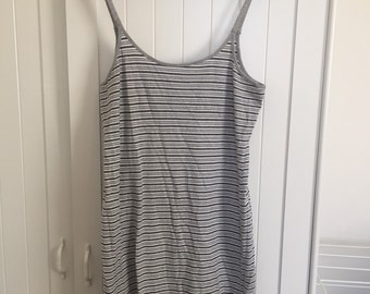 90s stripe dress