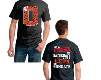Buckeye Saturday Bengal on Sunday - Stripes