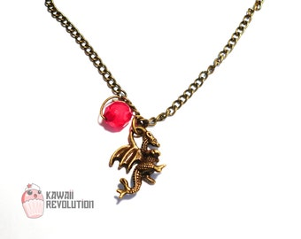 Daenerys dragon collar necklace game thrones khaleesi cosplay costume jewelry targaryen game of thrones